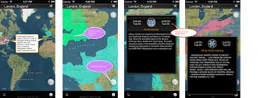 Ohio Radar Map by Eweather Hd Weather App For Iphone And Ipad User U0027s Manual