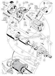 starter generator assy club car parts u0026 accessories