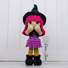 amigurumi witch pattern the witch amigurumi crochet pattern