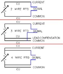 wiring diagram 4 wire rtd connection rtd chart 3 wiring daigram