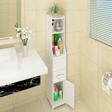 Narrow Cabinet Bathroom by Usd 38 79 Waterproof Bathroom Cabinet Bathroom Toilet Cabinet