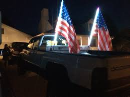 Car Antenna Flags How To Make Led Flags Whips Youtube