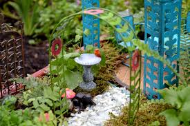 Ideas For A Fairy Garden by Natureworks Miniature And Fairy Gardening