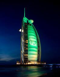burj al arab celebrates st patrick u0027s day haute living
