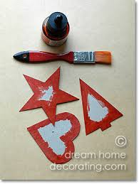 paper christmas ornaments easy to make christmas decorations