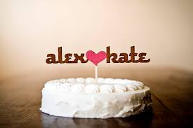 name cake toppers wedding cakes top wedding cake topper names picture inspiration