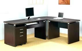 black l shaped computer desk black l desk rustic black desktop wallpaper ventureboard co