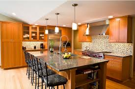 2017 sales new design classic custom made solid wood kitchen