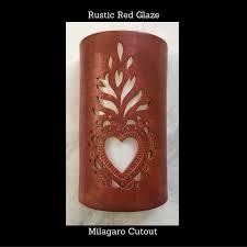 Ceramic Wall Sconce Custom Cut Lighting Wall Sconces