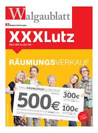 walgaublatt 27 by regionalzeitungs gmbh issuu