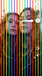 photo backdrops for how to use snapchat paperclip backdrops voice filters