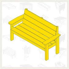 Free Simple Wood Bench Plans by 92 Best Retirement 2 X 4 Furniture Images On Pinterest Home