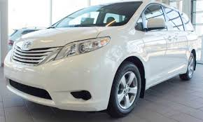 are toyota siennas reliable 2015 toyota cr most reliable minivan