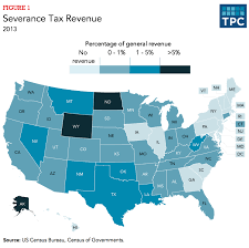 how do state and local severance taxes work tax policy center