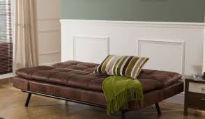 Leather Sofa Bed Texas Faux Leather Sofa Bed Bensons For Beds