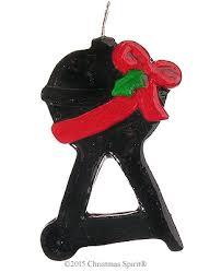 barbecue ornament barbeque grill ornament