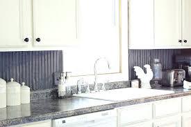 kitchen backsplash tin corrugated metal kitchen backsplash corsi