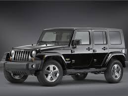 jeep wrangler limited vs unlimited wrangler unlimited