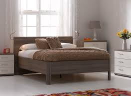 wooden bed frames uk home design ideas
