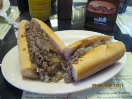cheese delivery cheese steak with fried onions picture of steak out