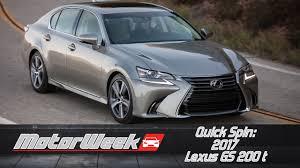 big lexus car quick spin 2017 lexus gs 200 t little