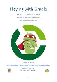 android gradle with gradle tutoriaux exemplesandroid2ee formation