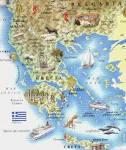 O <b>Mundo Grego</b> Antigo abrange