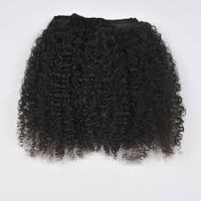 Mongolian Curly Hair Extensions by Tight Curl Hautelocks Hair Extensions