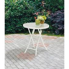 Outdoor Folding Side Table Mainstays 18