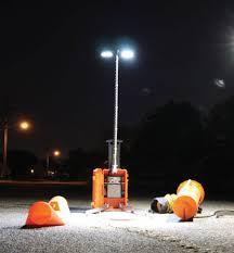 battery powered work lights led light tower battery powered portable work light 18 watt