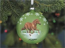 breyer and ornaments