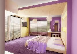 chambre couleur lilas violet comment combiner cette couleur dans la déco intérieure