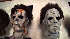 Michael Myers Mask My Michael Myers Mask Collection Youtube