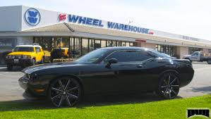 Dodge Challenger On Rims - gallery dub wheels