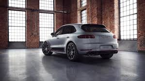 macan porsche turbo porsche exclusive manufaktur refines the most powerful macan