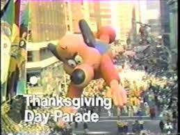 nbc 1976 thanksgiving day parade nfl football promo