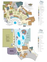Casino Floor Plan by Las Vegas Aria Hotel Map