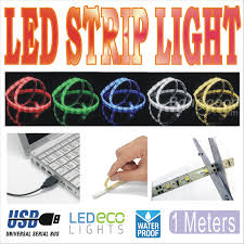 qoo10 decorations led strip light safty 5v usb aa battery