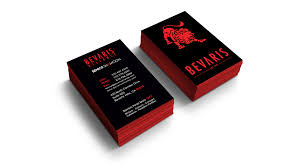 The Size Of Business Cards Business Card Services Halo Design Studios