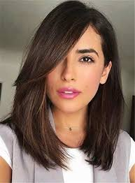 in front medium haircuts best 25 medium straight hair ideas on pinterest medium length