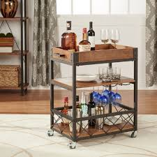 total fab tea carts u0026 beverage trolleys with wheels