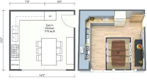 kitchen floor plans closed kitchen floor plans cfresearch co