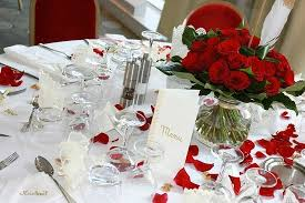 table mariage table deco mariage le mariage