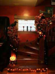 elegant halloween decorating the year of living fabulously