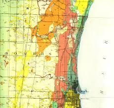 Kenosha Map Somers Wisconsin Pioneer History June 2012