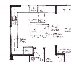 plans for kitchen island kitchen plans with island kitchen dancot kitchen layout island