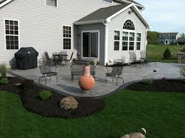 Best Sealer For Stamped Concrete Patio by Stone Texture Stamped Concrete Patio Poured Concrete Patio