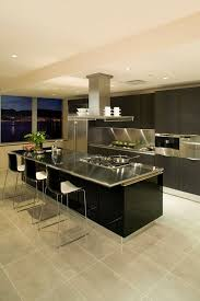 island in kitchen 25 spectacular kitchens with island stoves décoration de la maison