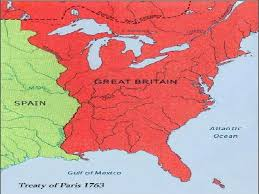 america map before and after and indian war and indian war