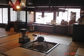 sunken hearth traditional japanese fireplace u2014 terrafirmatourist